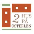Två hus på Österlen Logo